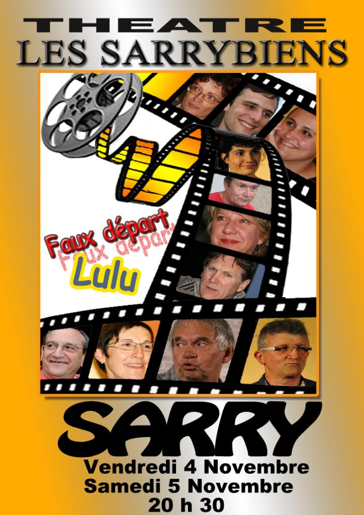 affiche SARRY 1